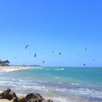 """Most reviewed Airbnb hostin Cabarete """"The Best ap…"""